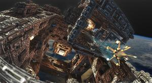 Out of a MegaStructure 2