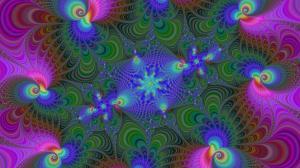 Raibow Snailshell Web