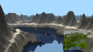 AndyPoly Landscape GLSL