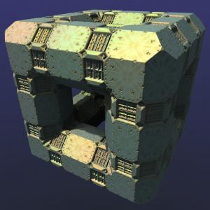 Armored Menger