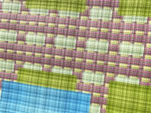 Fractal cloth