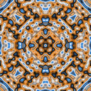 Chladni Pattern #18