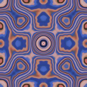 Chladni Pattern #5