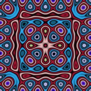 Chladni Pattern #6