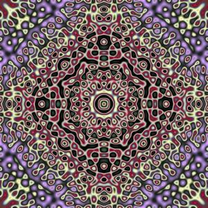 Chladni Pattern #16