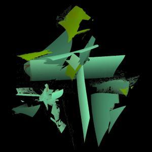 Satellite debris