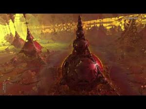"Krzysztof's Pyramids--""Anthony""--3D Fractal Animation Music Video"