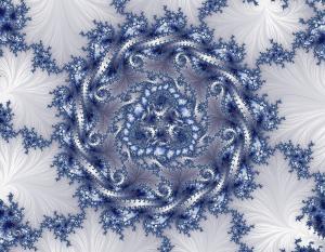Winter fractal