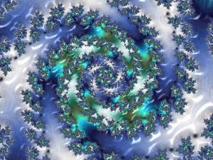 Winter spiral