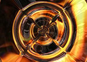 Hot wheel.