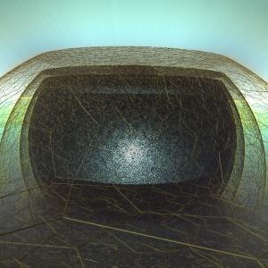 2020-09-Theme 'Machine' Third place: 'Dark Matter Collection Unit'